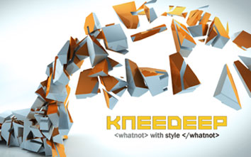 Kneedeep Online Logo April 2010