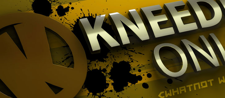 Kneedeep Online Logo - November 2010